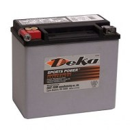 Deka AGM CTX12-BS Powersport 10Ah